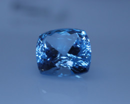 #412 41CT FLAWLESS ELECTRIC SWISS BLUE