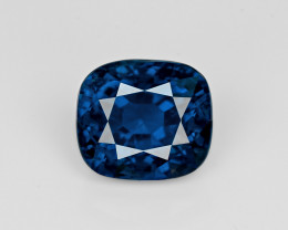 Blue Sapphire, 11.78ct - Mined in Sri Lanka | Certified by GRS