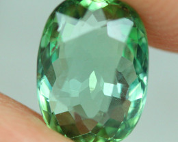 2.11 CT CERTIFIED  Copper Bearing Mozambique Paraiba Tourmaline-PR641