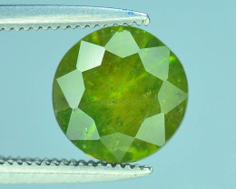 AAA Color 1.90 ct Chrome Sphene from Himalayan Range Skardu Pakistan
