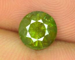AAA Color 1.50 ct Chrome Sphene from Himalayan Range Skardu Pakistan