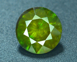 AAA Color 3.50 ct Chrome Sphene from Himalayan Range Skardu Pakistan