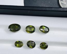 11.30 Carats  Natural Sphene Gemstones Parcel