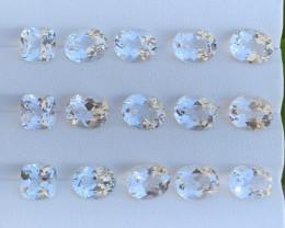 46 Carats Topaz Gemstones