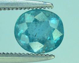 Great Luster 1.15 ct Apatite Mesmerizing Caribbean Color