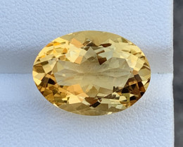 11.17 Carats Citrine  Gemstones