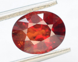 2.45 ct Natural Gorgeous Color Spessartite Garnet ~ BR