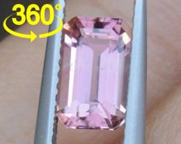 1.38cts, Precision Cut Tourmaline