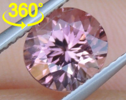 1.81cts, Precision Cut Tourmaline