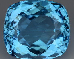 26.39 Ct Topaz Top Cutting Top Luster Gemstone. TP  03
