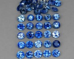 40 Blue Sapphire - 4.07 cts - 2.7mm - Ceylon