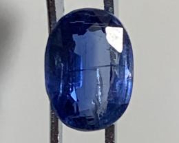 BEAUTIFUL BLUE NEPAL KYANITE GEM - SUPERB COLOR