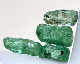 2.18 CTS Emerald Rough Parcel RG-4993