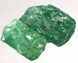 2.06  CTS Emerald Rough Parcel RG-4997