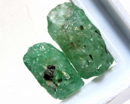 2.40 CTS Emerald Rough Parcel RG-4998
