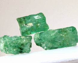 3.17  CTS Emerald Rough Parcel RG-4999