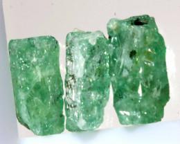 1.96 CTS Emerald Rough Parcel RG-5000