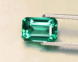 2.15 ct Top Of The Line Emerald Certified!