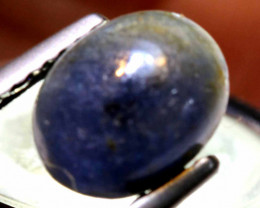 2.71 cts   Natural Blue Sapphire Oval Cab  ADG-1675