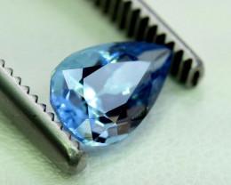 1.85 Carats Pear Cut Natural Top Grade Color Aquamarine Gemstone