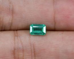 1.0ct Lab Certified Zambian Emerald