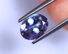 2.00cts Natural Violet Blue D Block Tanzanite / RD417