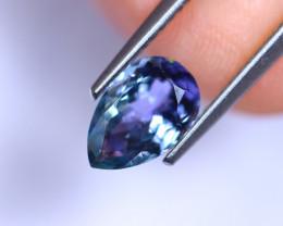 1.55cts Natural Violet Blue D Block Tanzanite / RD419