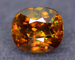 Rare AAA Fire 2.49 ct Sphene Sku-51