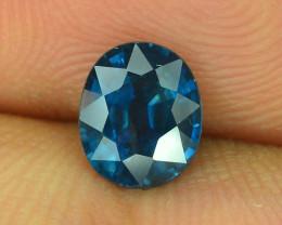 Top Grade 1.35 ct Blue Sapphire~Madagascar