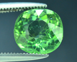 Great Luster 2.45 ct Green Apatite