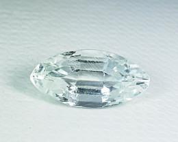 1.80 ct Excellent Gem Excellent Oval Cut Natural Aquamarine