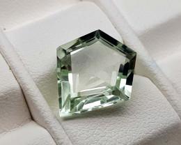 5.85Crt Green Prasolite Natural Gemstones JI79