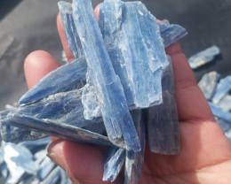 kyanite rough crystals