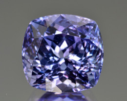 $4500, Natural Tanzanite 7.50 Cts Top Grade  Faceted Gemstone