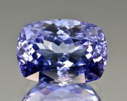 Natural Tanzanite 14.18 Cts Top Grade  Faceted Gemstone