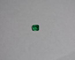 0.31 Carat Top Green AFGHAN (Panjshir) Emerald!