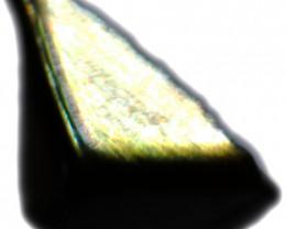 1.44 CTS RAINBOW GARNET JAPAN-TUMBLED  [S-SAFE411]