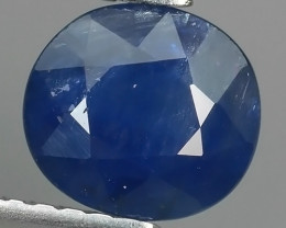 1.40 CTS AWESOME BLUE SAPPHIRE FACET GENUINE MADAGASCA