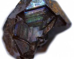 19.06 CTS RARE RAINBOW GARNET SPECIMEN  FROM JAPAN [MGW5421]