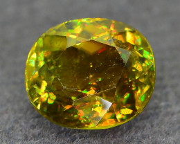 Rare AAA Fire 2.02 ct Sphene Sku-51