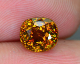 Rare AAA Fire 1.49 ct Sphene Sku-51