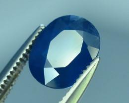 Top Grade 2.10 ct Blue Sapphire~Madagascar