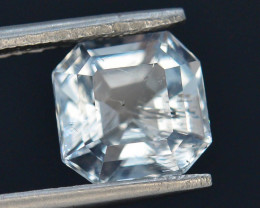 2.35 ct Natural Fancy Cut Attractive Color Aquamarine ~ B AQ G