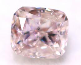Pink Diamond 0.22Ct Genuine Fancy Pink Color Diamond C1118