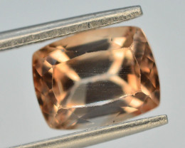 Top Quality 4.60 ct Champagne Color Topaz Skardu Pakistan~ G AQ