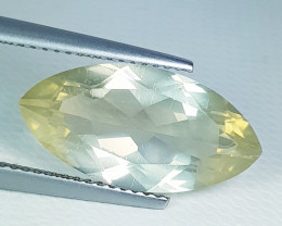 5.39 ct Top Quality Gem Stunning Maquise Cut Natural Scapolite