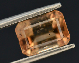 Top Quality 4.05 ct Champagne Color Topaz Skardu Pakistan~ G AQ