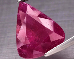 Big Natural Untreated Ruby - 9.26 ct