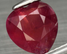 Natural Untreated Ruby - 2.10 ct
