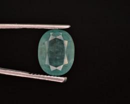 Top quality Grandidierite 3.40 carats